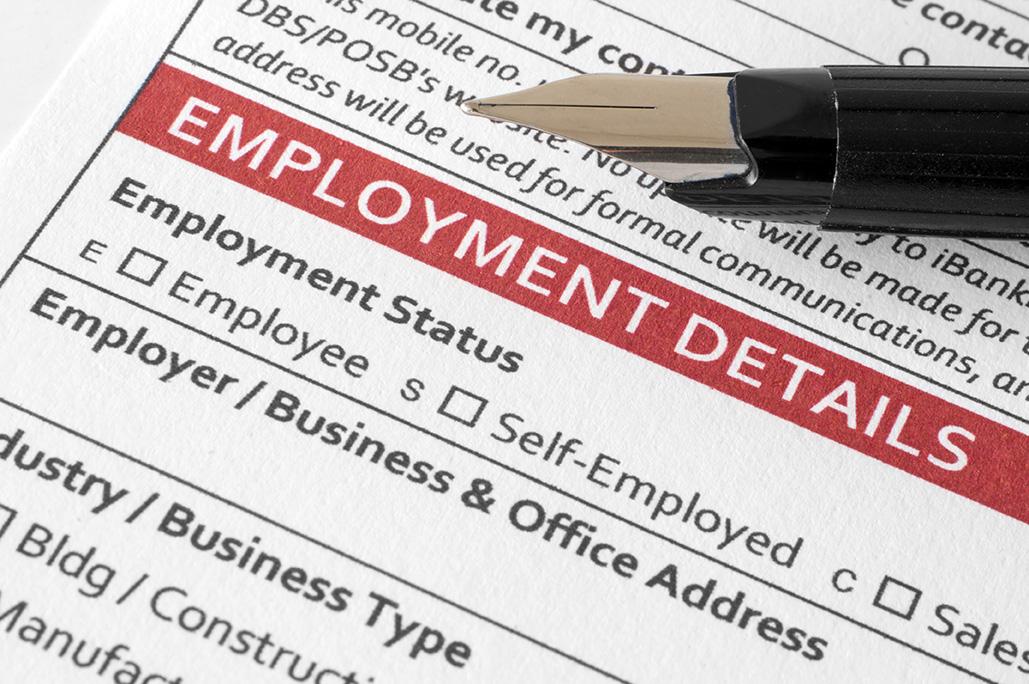 Determining Employment Status